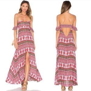 The Jetset Diaries Tropical Paradise Maxi Dress